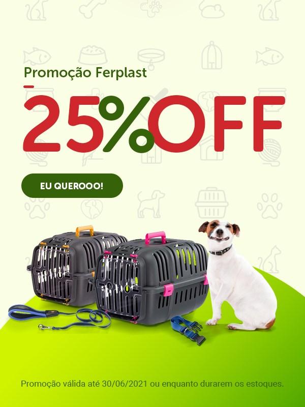 Promoção Ferplast