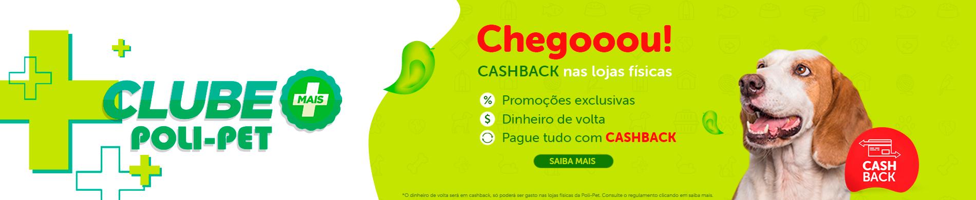 Clube Mais Cash Back