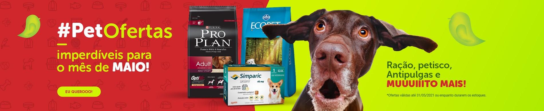 Pet ofertas para cachorro e gato