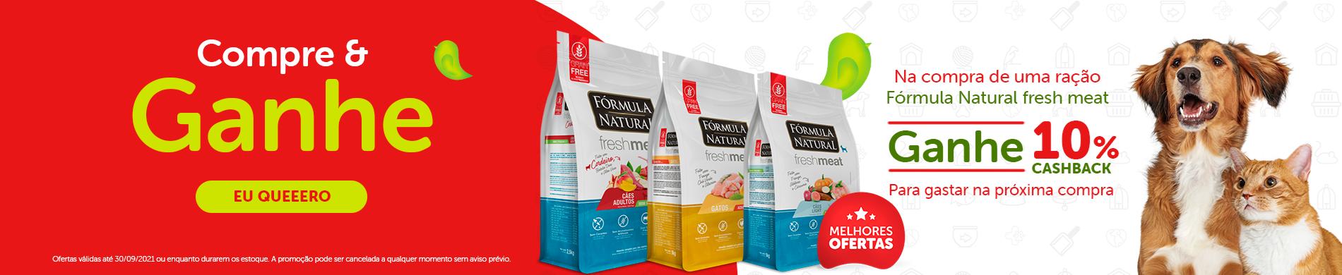 Promoção Formula Natural