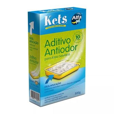 Aditivo Kets Antiodor para Gatos 500gr