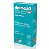 Agemoxi CL para Cães e Gatos com 10 Comprimidos 50mg