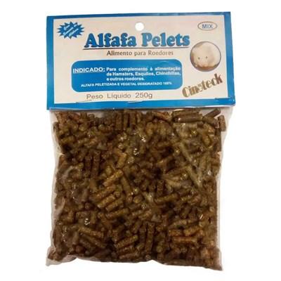 Alfafa Cinoteck Pellets para Roedores 250g