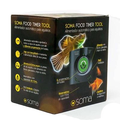Alimentador Automático Food Timer Tool Soma