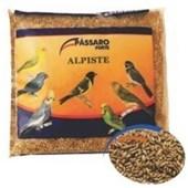 Alimento Alpiste Pássaro Forte 500gr
