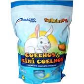 Alimento Criação Forte Serelepe para Coelhos e Mini Coelhos 500g