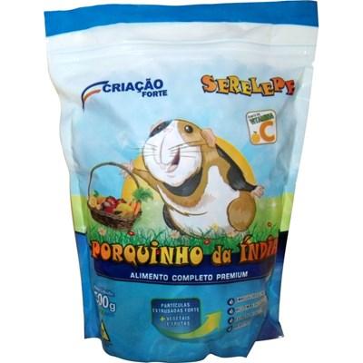 Alimento Criação Forte Serelepe para Porquinho da Índia Forte 500g