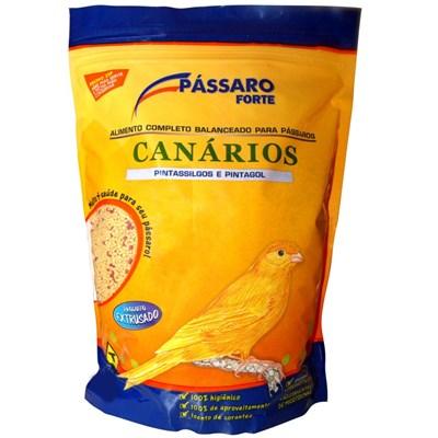 Alimento Extrusado Pássaro Forte para Canários 150gr