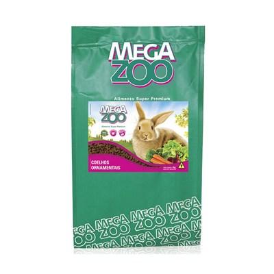 Alimento Megazoo Coelho Ornamental 3kg