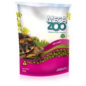 Alimento Megazoo Extrusado Jabutis 280gr