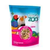 Alimento Megazoo Mix para Pássaros Exóticos 350gr