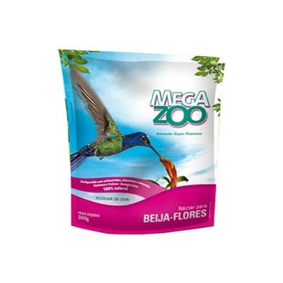 Alimento Megazoo Néctar para Beija Flor 500gr