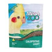 Alimento Megazoo para Calopsita Light 350gr