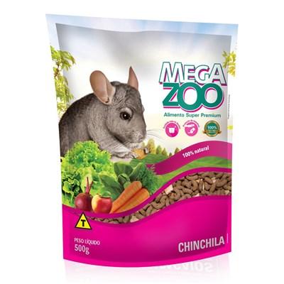 Alimento Megazoo para Chinchila 500gr