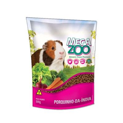Alimento Megazoo para Porquinho da Índia 500gr