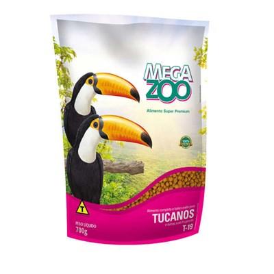Alimento Megazoo para Tucano 700gr