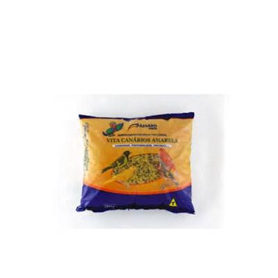 Alimento Pássaro Forte Vita para Canários Amarela 200gr