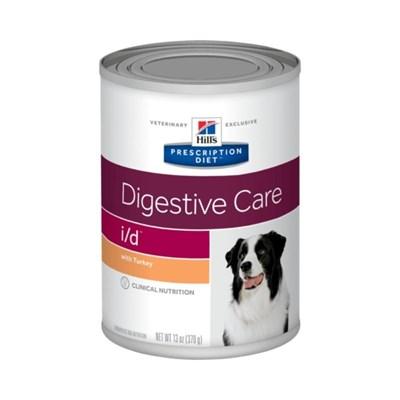 Alimento Úmido Hills Prescription Diet I D para Cães Adultos Cuidado Digestivo 370gr