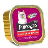 Alimento Úmido Primogato Carne 150gr