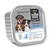 Alimento Úmido  Three Dogs Filhote Frango 150gr