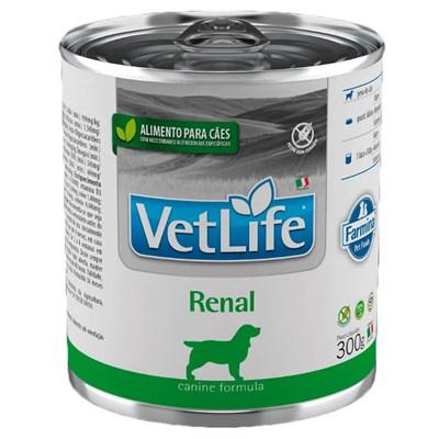 Alimento Úmido Vet Life para Cães Adultos Renal 300gr