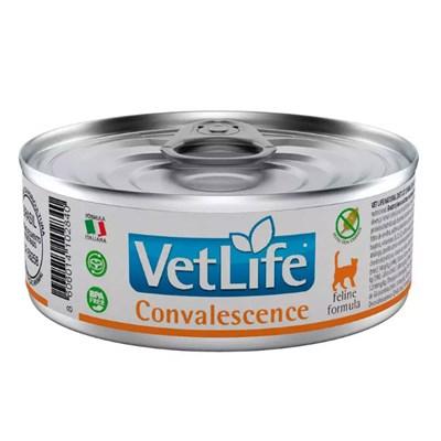 Alimento Úmido Vet Life para Gatos Adultos Growth & Convalescense 85gr