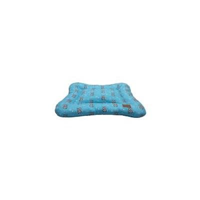 Almofada unicórnio azul para cachorro e gato