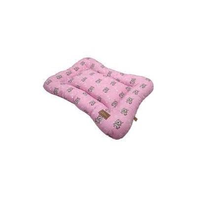 Almofada unicórnio rosa para cachorro e gato