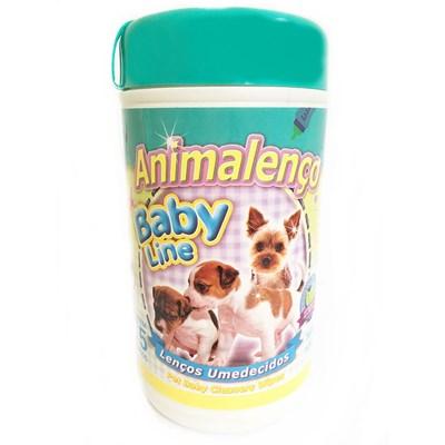 Animalenço para Cães Filhotes com 75 Unidades