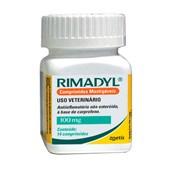 Anti Inflamatório Rimadyl para Cães com 14 Comprimidos 100mg