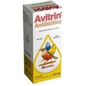 Antibiótico Avitrin para Pássaros 10ml