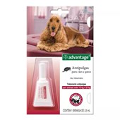 Antipulgas Advantage para Cães e Gatos 2,5 ml
