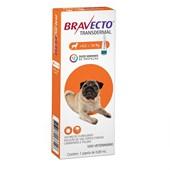 Antipulgas e Carrapatos Bravecto Transdermal para Cães em Pipetas 250mg