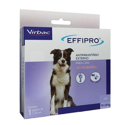 Antipulgas e Carrapatos Effipro para Cães 1,34 ml
