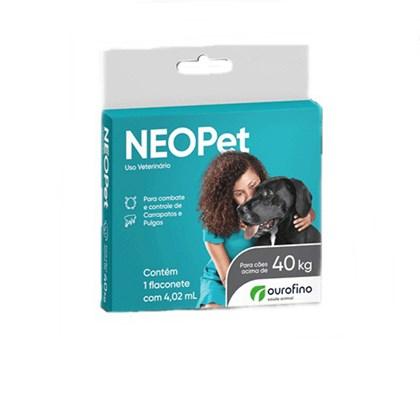 Antipulgas e Carrapatos Neo Pet para Cães 4,02 ml