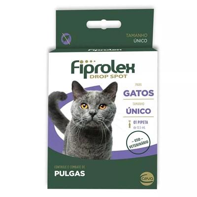 Antipulgas Fiprolex para Gatos 1Un