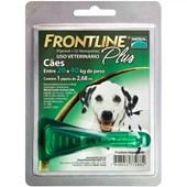Antipulgas Frontline Plus para Cães de 20 a 40kg 1Un