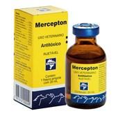 Antitóxico Mercepton Injetável para Cães e Gatos 20ml