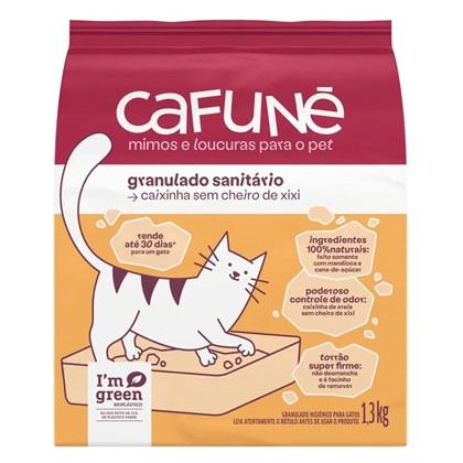 Areia para gatos Cafuné 1,3kg