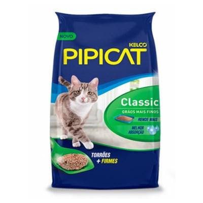 Areia para Gatos Pipicat Classic 4kg