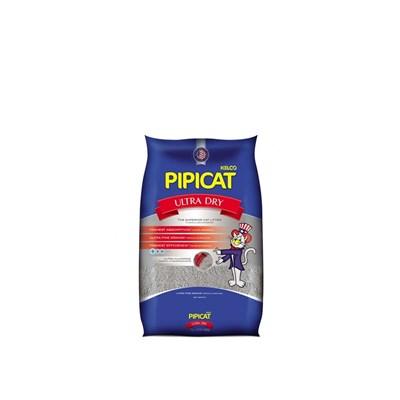 Areia para Gatos Pipicat Ultra Dry 4kg