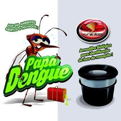 Armadilha Biológica Papa Dengue Furacão Pet
