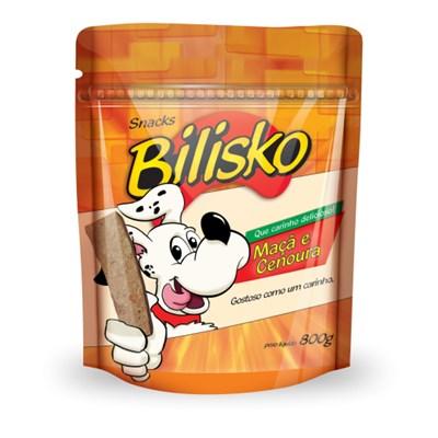 Bifinho Bilisko Maçã e Cenoura para Cães 800gr