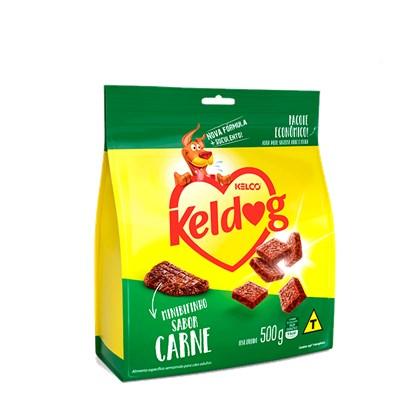 Bifinho  Keldog Carne para Cães 500gr