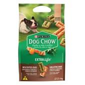 Biscoito Dog Chow Carinhos Integral Duo para Cães Adultos de Raças Pequenas 1kg
