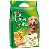 Biscoito Dog Chow Carinhos Integral Para Cães Adultos de Raças Grandes 1kg