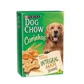 Biscoito Dog Chow Carinhos Integral Para Cães Adultos de Raças Grandes 500gr