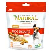 Biscoito Fórmula Natural para Cães Adultos 200gr