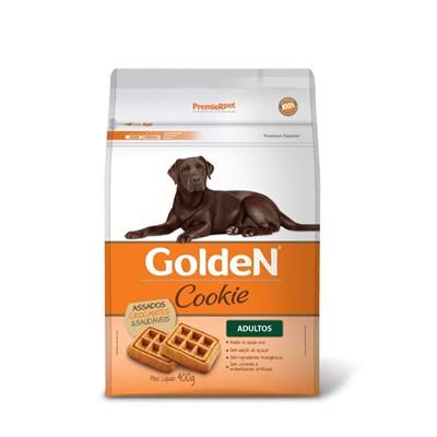 Biscoito GoldeN Cookie para cachorros adultos 400gr