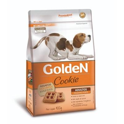 Biscoito Golden Cookie para Cães Adultos de Raças Pequenas 400gr